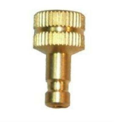 """Airbrush 1/8"""" Quick-release Male Adapter - AU Stock"""