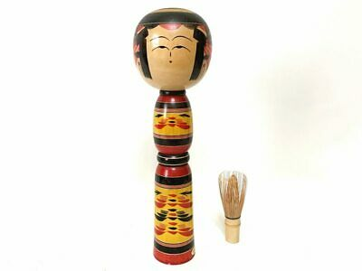 Kokeshi antique wooden doll japan (5009)
