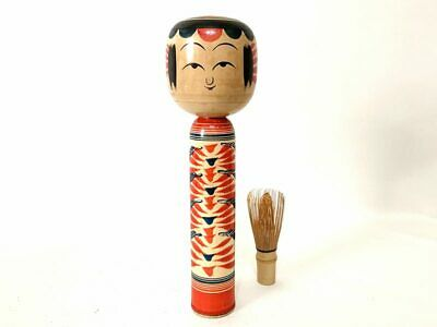 Kokeshi antique wooden doll japan (5012)