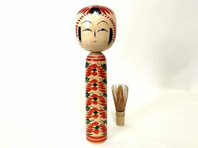 Kokeshi antique wooden doll japan (5013)