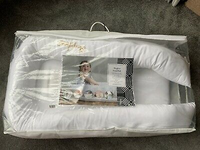 Sleepyhead Grand Pod 9-36 Months White With Carry Bag