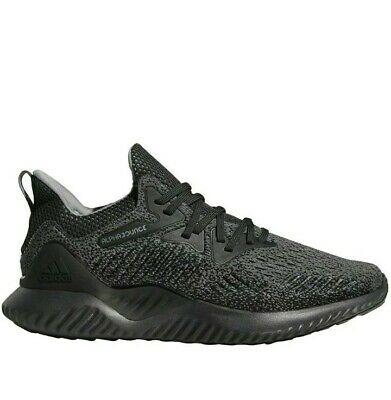 Adidas Alphabounce Beyond Running Size 11 Men's Shoe - Carbon/Grey/Black AQ0573