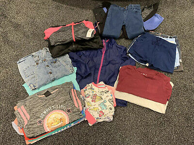 Girls Clothing Bundle 31 Items Next, Zara, George, TU