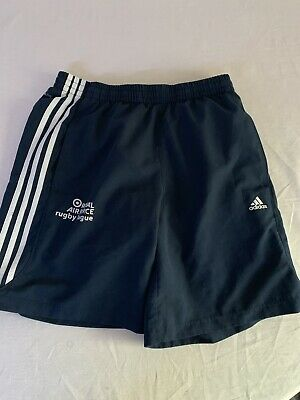 Adidas Shorts Raf Rugby League Size M - Grade A Condition