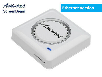 Actiontec ScreenBeam 750 Wireless Display Receiver - Ethernet Edition SBWD750E
