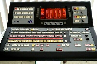 PRO-BEl TX320 Production Master Control Switcher/Automation System Video Audio