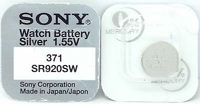 Sony 371 Sr920Sw V371 D371 605 280-31 Sb-An Sr920Sw Watch Battery