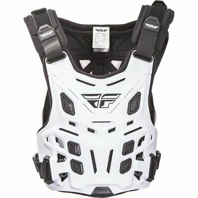 White Fly Racing Revel Race Chest Protector