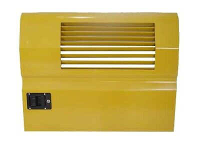 131-7463 | Engine Compartment Door L/H, With Latch & Hinge