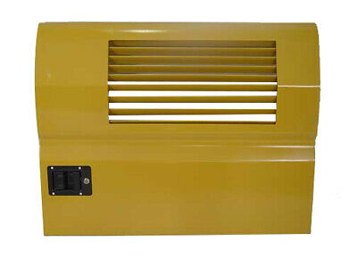 102-4989 | Engine Compartment Door L/H, With Latch & Hinge