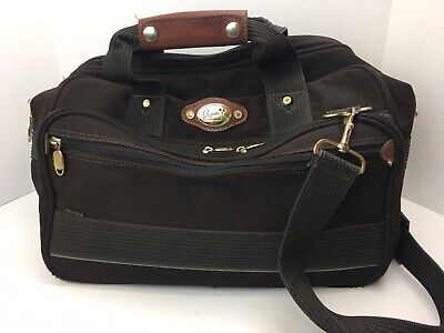 Big Sur Duffle Bag Ricardo Beverly Hills Brown Overnight Carry On