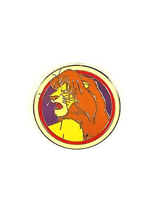 Disney Parks Good Vs Evil Mystery Set The Lion King Simba Pin