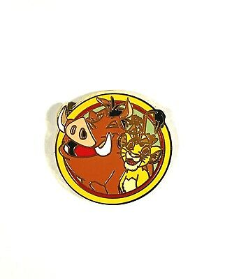 Disney Parks Best Friends Mystery Pack Simba, Timon, and Pumba Pin
