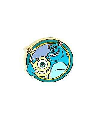 Disney Parks Best Friends Mystery Pack Mike and Sulley Pin
