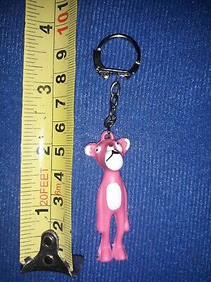 Vintage retro 70/'s 80/'s 90/'s Pink Panther Keyrings Trade card.Shop stock