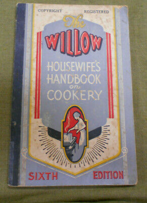 #T83.  Early Willow Homeware Catalogue & Recipe  Book