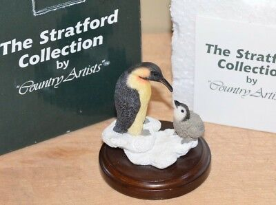 The Stratford Collection by Country Artists Penguins 1994 in box