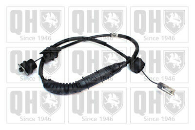 Clutch Cable QCC1590 Quinton Hazell Genuine Top Quality Replacement New