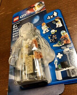 LEGO Exclusive 40345 City 2019 Minifigure Pack Space Theme FREE SHIPPING!