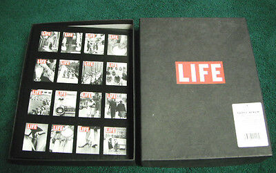 1997 Life Magazine Cover Photo Picture Album By Burnes New In Box