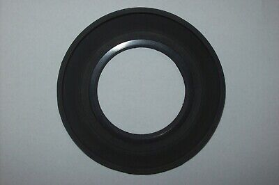 Vintage Wide Angle Collapsible Rubber 55Mm Lens Hood -Free Shipping