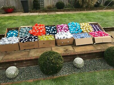 Art of crochet/knitting etc 25g balls various colours and amounts to choose from