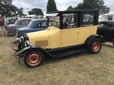 1926 Ford Model T Sedan Saloon Replica. 1 Off Hand Built Hot Rod Vintage Classic