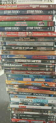 *Brand New Large Quantity DVD; Pick and Choose Lot 7.00-10.00