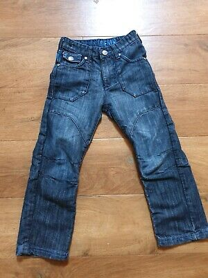 Matalan Boys Dark Blue Jeans 7yrs