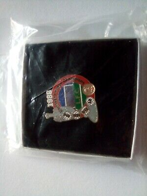 Danbury Mint Liverpool Fc Victory Pin Badge 1988 Barclays League Champions