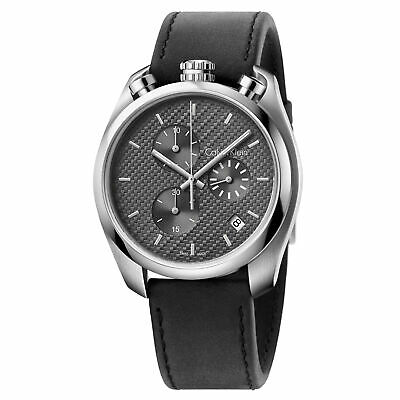 Calvin Klein Men's Quartz Watch K6Z371C4