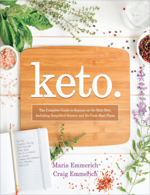 Keto The Complete Guide to Success on The Ketogenic Diet (PDF)