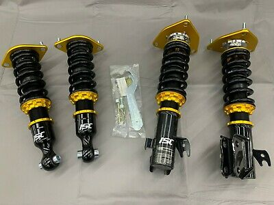 ISC Suspension N1 Coilover Systems ISC-S008-C