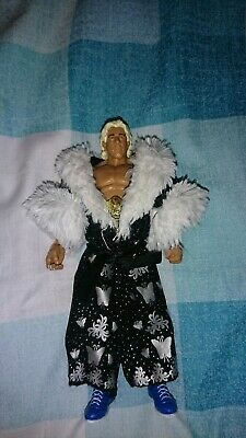 Wwe Elite Defining Moments Ric Flair Figure Loose