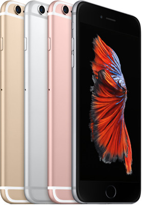 **PRISTINE** Apple iPhone 6S Plus 16GB 32GB 64GB 128GB GSM UNLOCKED AT&T CRICKET
