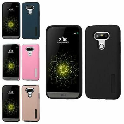 Armor Hybrid Rugged ShockProof Hard Soft Phone Case Cover for LG G5 New