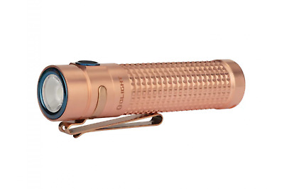 OLIGHT S2R II Copper 1150 Lumens  Rechargeable LED Flashlight Limited Edition