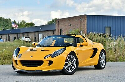 2006 Lotus Elise -- 2006 Lotus Elise - Solar Yellow / Black - 34k miles - SERVICED! NO TRACK TIME!