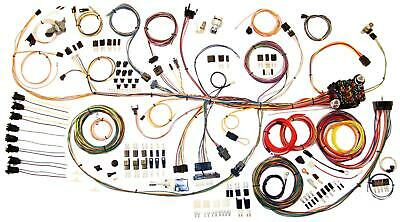American AutoWire 1964 - 1967 GTO Lemans Wiring Harness # 510188