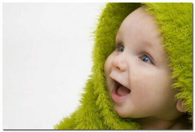 81094 Cute Baby Kids Pregnant Children Room Wall Print POSTER AU