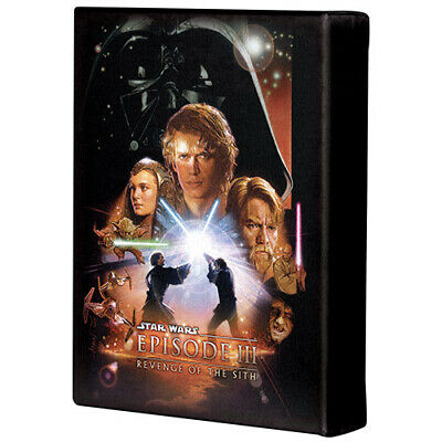 STAR WARS EPISODE 3: REVENGE OF THE SITH CANVAS Brand New!