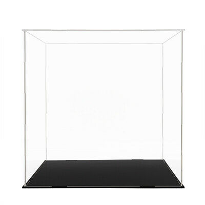 """elim 826 box can ACRYLIC Display Case model For Action Figures Height 16.14"""""""