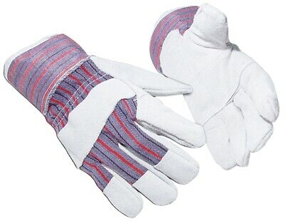 (Pk12)Gry Canadian Rigger Glove X12 A210GRRXL Portwest Genuine Quality Product