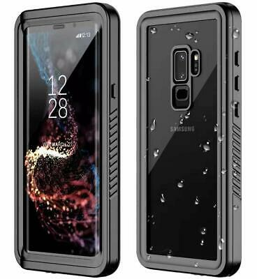 Full Body Protective Shockproof Dirtproof Samsung Galaxy S8 S9 Plus Case Cover