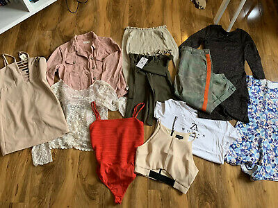 Womens Clothing Bundle Size 8-10, In The Style, Missguided, ASOS, Zara, Etc