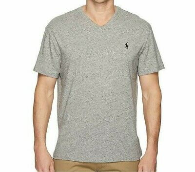 Men's Ralph Lauren Tshirt Short Sleeve V Neck With Tags
