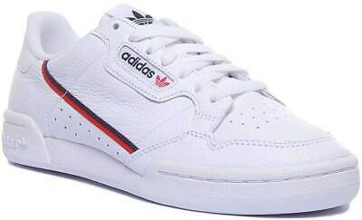 ADIDAS CONTINENTAL 80 B Grade Mens Tennis Style Trainers In