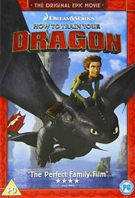 How To Train Your Dragon [DVD] By Jay Baruchel,Gerard Butler.