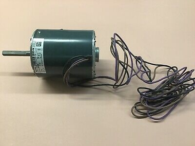 GENTEQ FAN MOTOR 1.1 HP 200-230 V SINGLE PHASE 1140 RPM, 60 Hz, 5KCP39UF L469HS