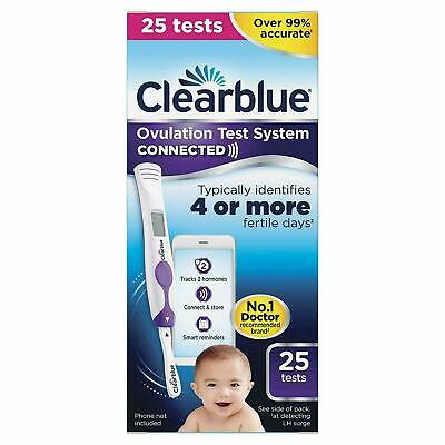 Clearblue OL 89234 Ovulation Test System - 25 Tests